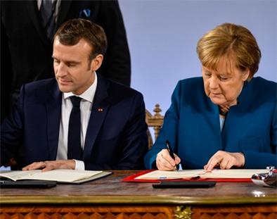 Traité d'Aix-la-Chapelle : après la réconciliation en 1963, la synergie en 2019.