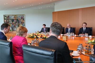 Merkel veut-elle vraiment réformer l'Europe ?