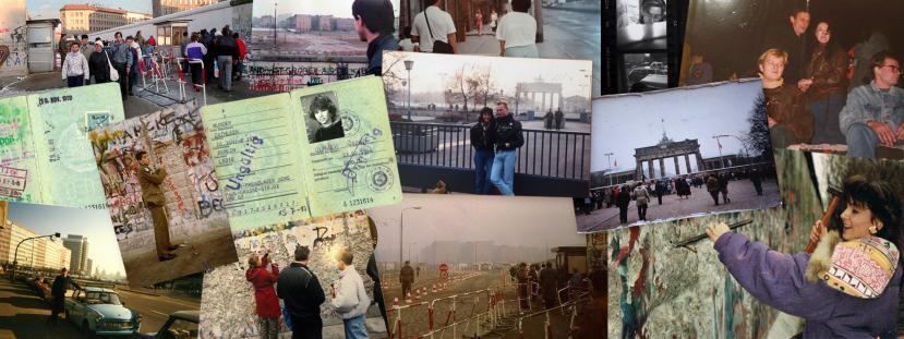 Chute du mur de Berlin : Bénédicte de Peretti témoigne dans le grand format de France Info